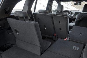 BMW 2er Gran Tourer mit 7 Sitzen Innenansicht